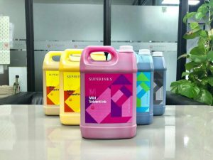 Superinks Ecosolvent Ink