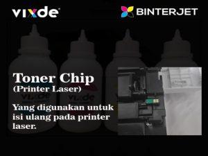 Toner Chip (OKI, HP, Vixde)