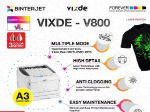 Vixde V800